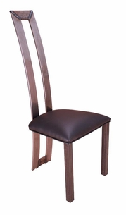 Ann Arden Amish Fuzed Dining Chair