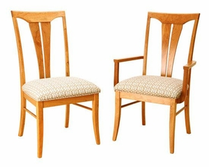 Ann Arden Amish Riviera Dining Chair