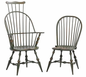 Ann Arden Amish Schantz Chairs
