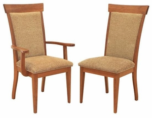 Ann Arden Amish Shaker Dining Chair Version 3