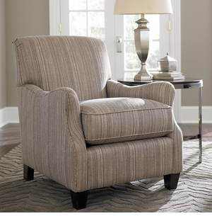 Audrey Accent Chair by Bassett Furniture