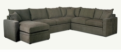 Austin Sectional Sofa by Younger Furniture
