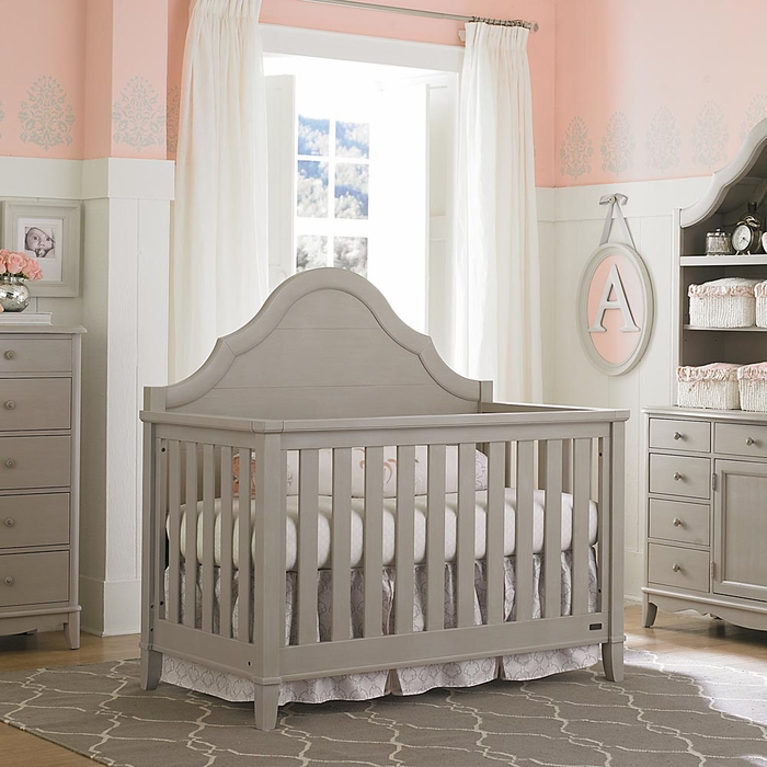 Ava Convertible 4 In 1 Crib By Bassett Furniture