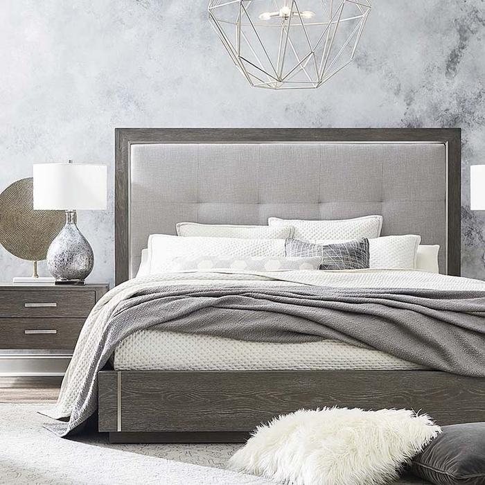 B Modern Astor Bed by Bassett - bedroom collections