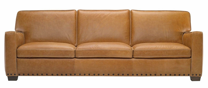 B528 Natuzzi Editions Leather Sofa Modern Sofas