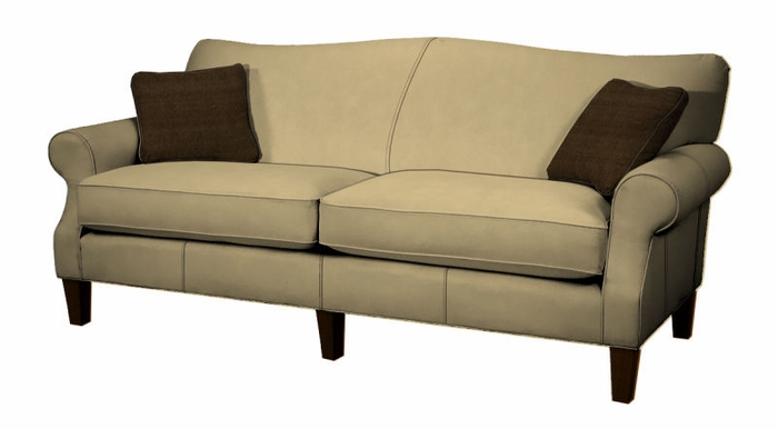 Condo size sofas thesofa for Sectional sofa condo size