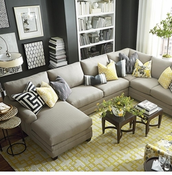 Bassett Sectional Sofas