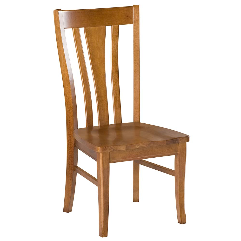 Bassett Transitional Custom Dining Side Chair Dining Chairs