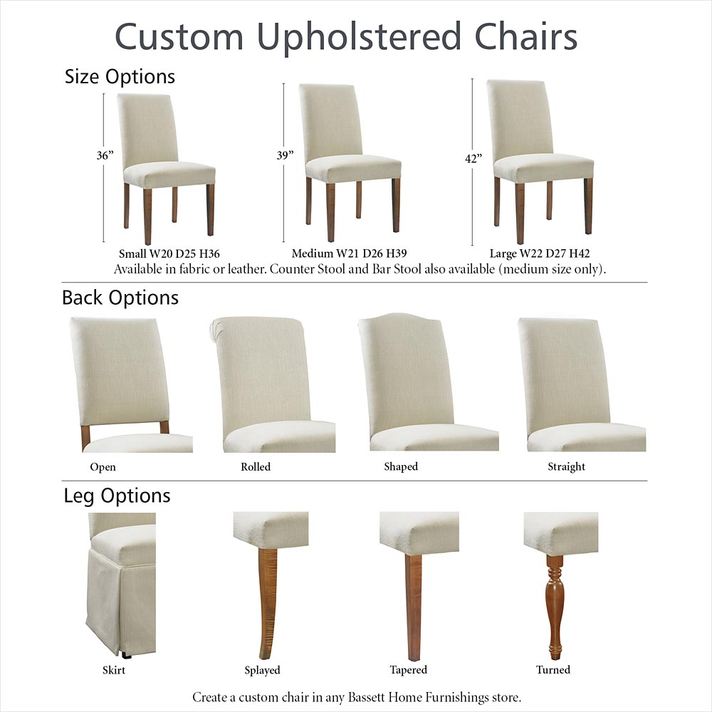 bassett upholstered dining arm chair dining chairs