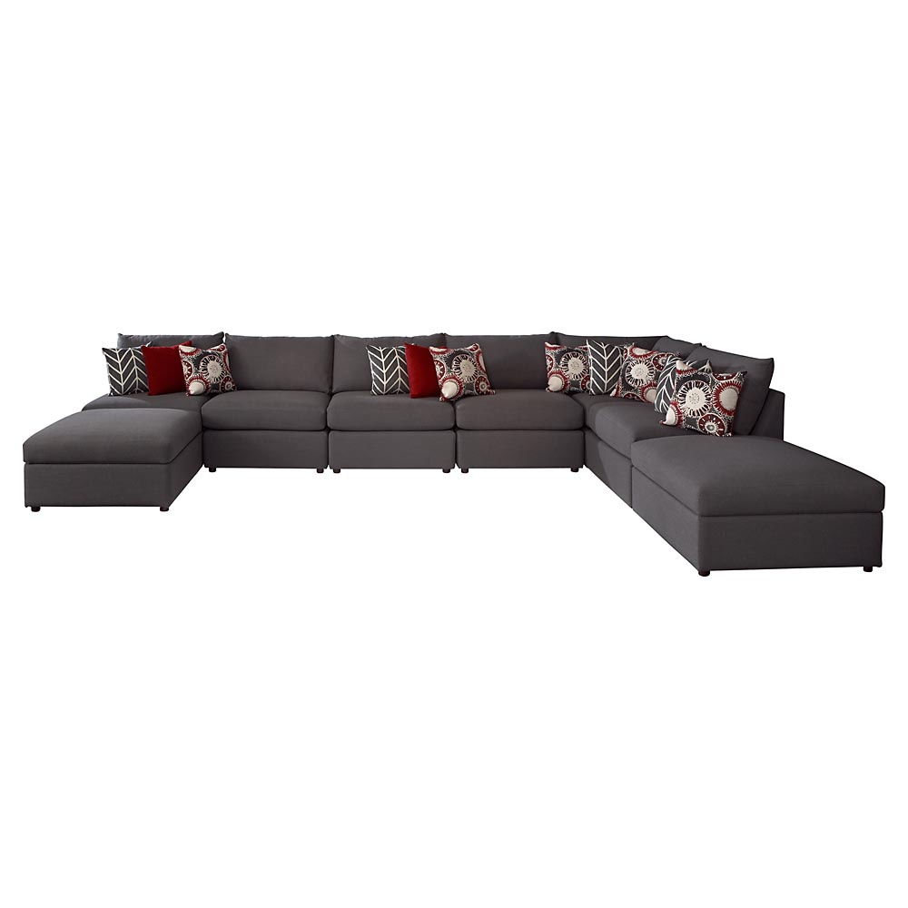 Beckham large sectional sofa sectional sofas for Sectional furniture