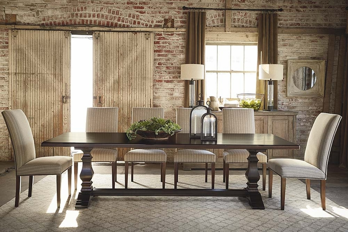 Bassett Dining Room Tables Bassett Furniture Collection