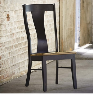 Benchmade Boone Dining Chair by Bassett