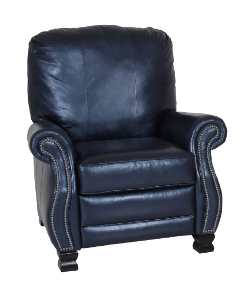 Birmingham Leather Recliner by Norwalk Furniture