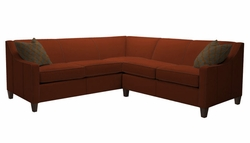 Blake Sectional Sofa by Norwalk Furniture