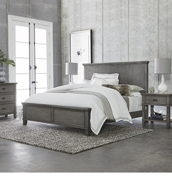 Brentwood Panel Bed by Bassett Furniture