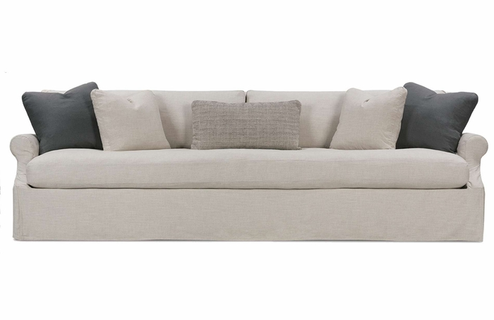 Bristol Slipcover Down Sofa by Robin Bruce