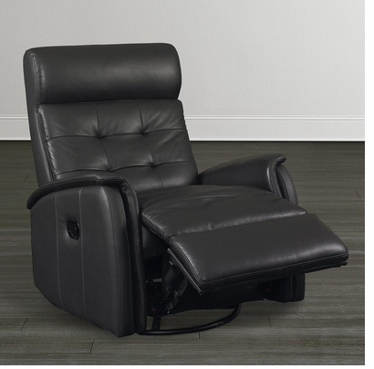 Bristol Swivel Glider Recliner by Bassett