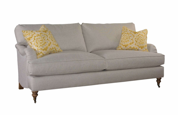 Brooke Down Cushion Sofa by Robin Bruce