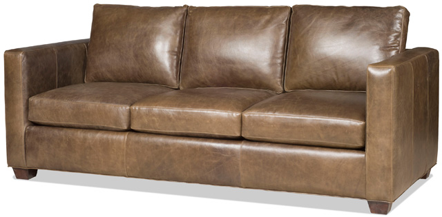 Camden Leather Sofa by Bradington-Young