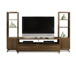 Catalina Entertainment Wall by Copeland Furniture