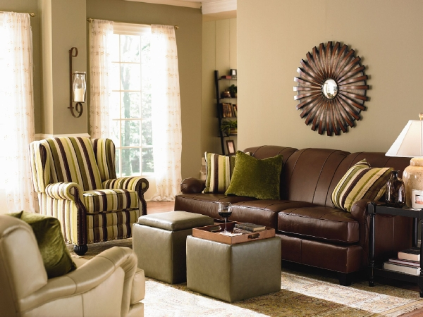 Charley Sofa from Norwalk Furniture