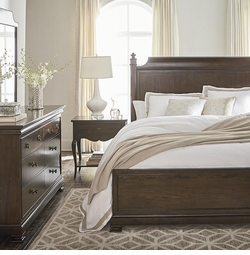 Chateau Panel Bed