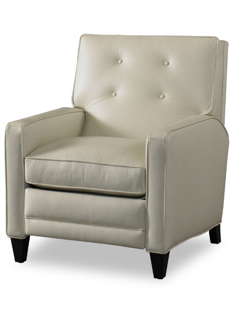 Cole Leather Recliner by Bradington-Young