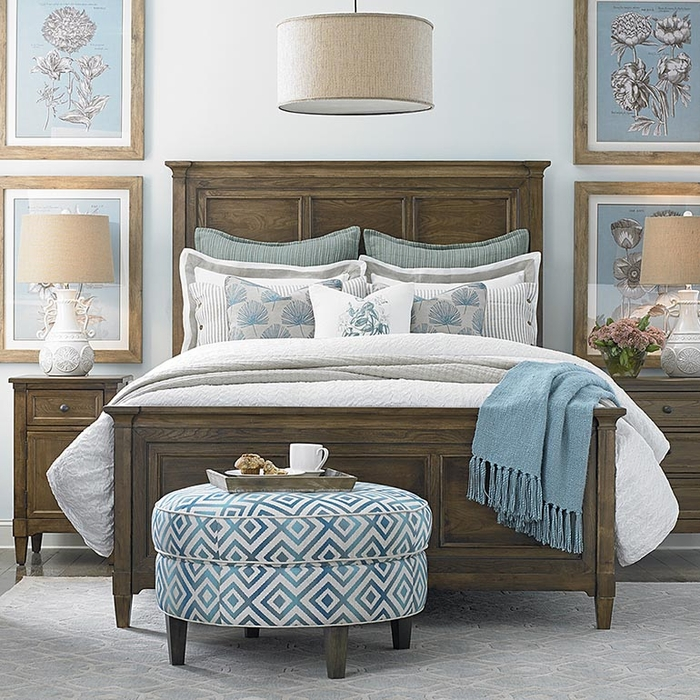 Commonwealth Bed By Bassett
