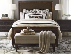 Compass Bed by Bassett Furniture