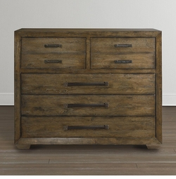 Compass Chest of Drawers by Bassett