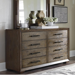 Compass Double Dresser by Bassett
