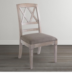 Compass X Back Dining Chair