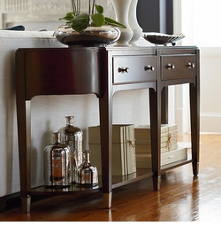 Cosmopolitan Hall Console Table by Bassett