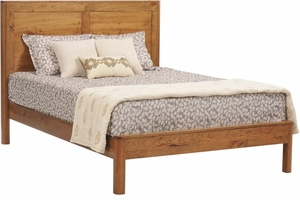 Crossan Amish Panel Bed