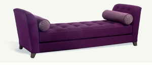 Daisy Contemporary 2 Arm Chaise Lounge