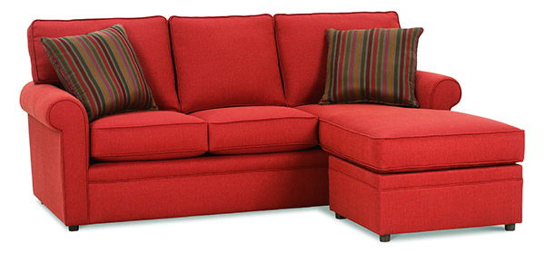 Dalton Sectional Sofa by Rowe