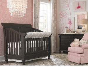 Emporium Convertible 4 in 1 Crib by Bassett Furniture