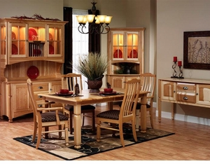 Estate Amish Dining Set