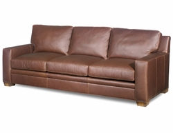Hanley Leather Sofa By Bradington Young