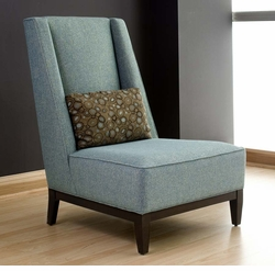 Awesome Hannah Modern High Back Chair