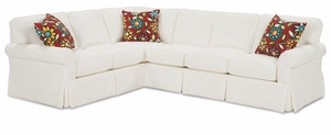 Hermitage Sectional by Rowe