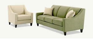 Julia Modern Sofa by Younger Furniture