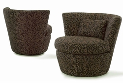 kalie modern swivel chair