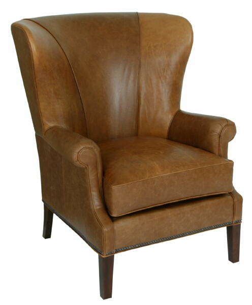 Norwalk Leather Sofa: Keller Chair By Norwalk Furniture
