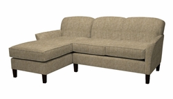 Kira Sectional Sofa by Norwalk Furniture