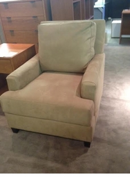 Linkin Chair by Norwalk Floor Model