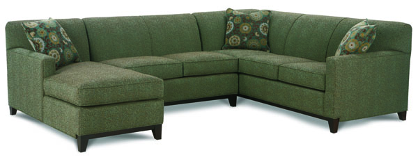 Martin Sectional by Rowe