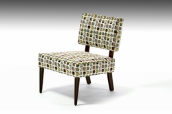mason armless modern chair