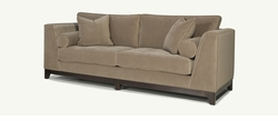 Max Wooden Base Modern Sofa by Younger Furniture