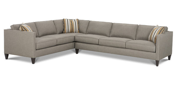 Mitchell Sectional Sofa by Rowe